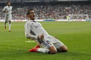 Morata celebration