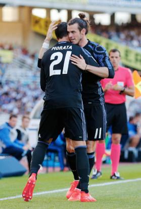 Morata loves everyone