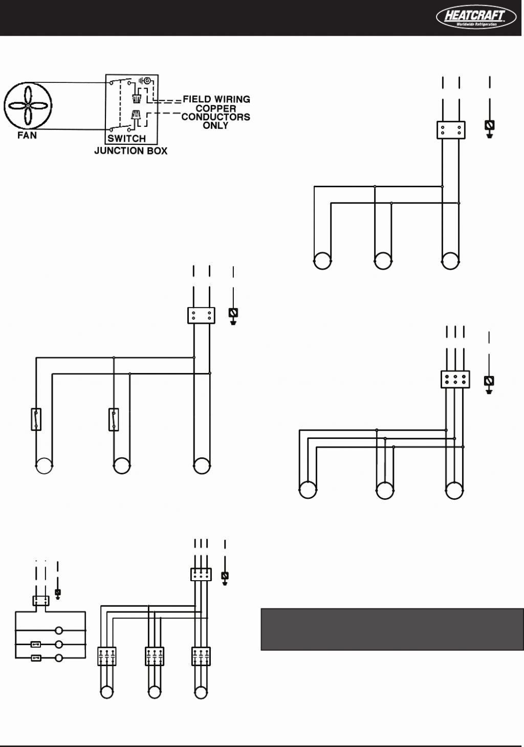 Bohn Freezer Wiring Diagrams