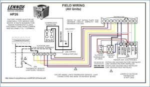 Goodman Heat Pump Package Unit Wiring Diagram Gallery