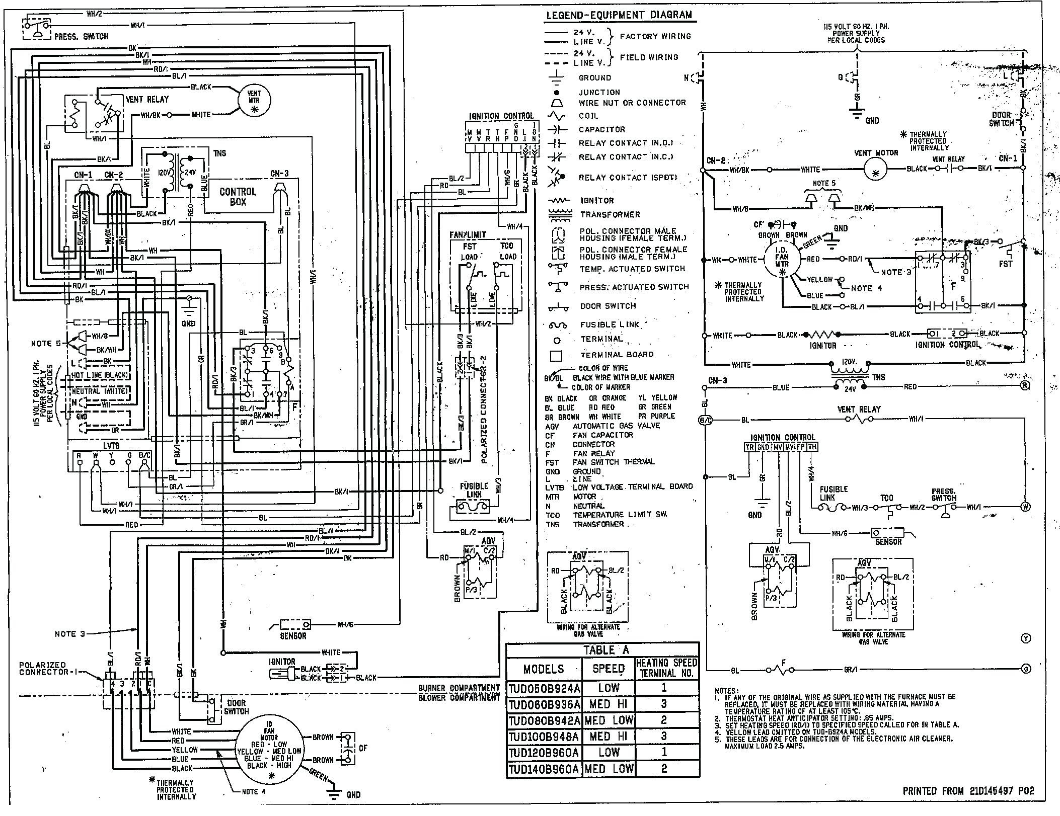 Modine Unit Heater Wiring Diagram Gallery