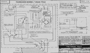 OLYMPIAN D20P1 GENERATOR WIRING SCHEMATIC  Auto
