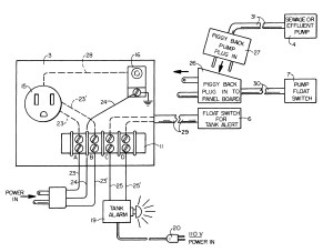 Septic Pump Float Switch Wiring Diagram Download | Wiring