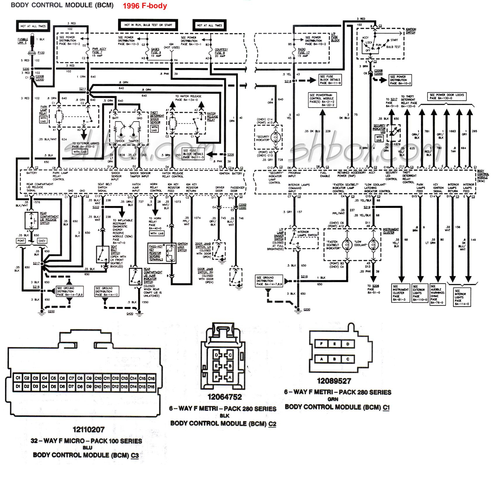 96 Honda Accord Wiring Diagram Collection