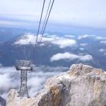Wśród górskich szczytów, czyli relacja z Zugspitze