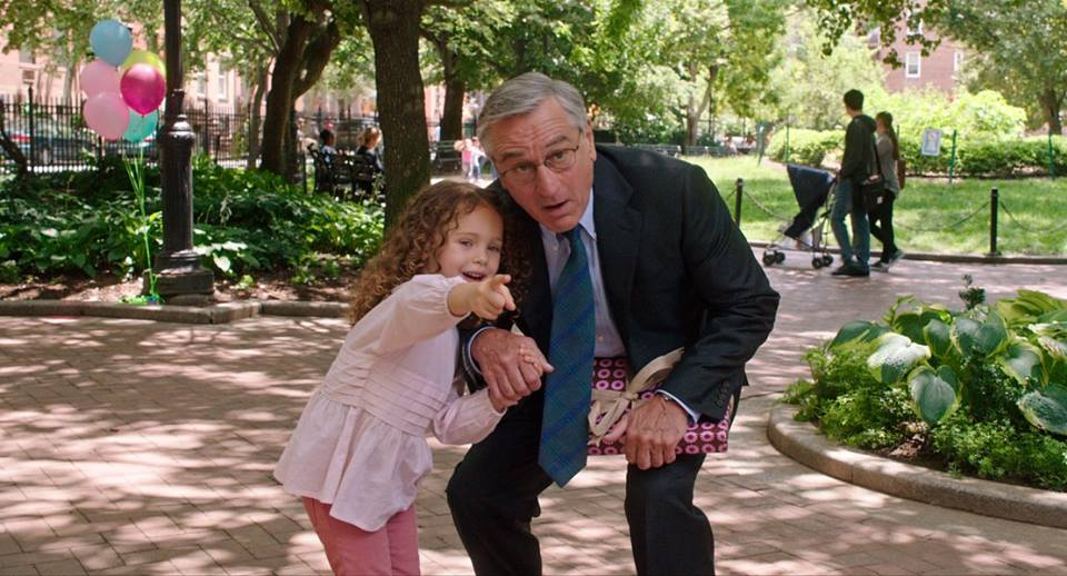 The Intern - Jules daughter