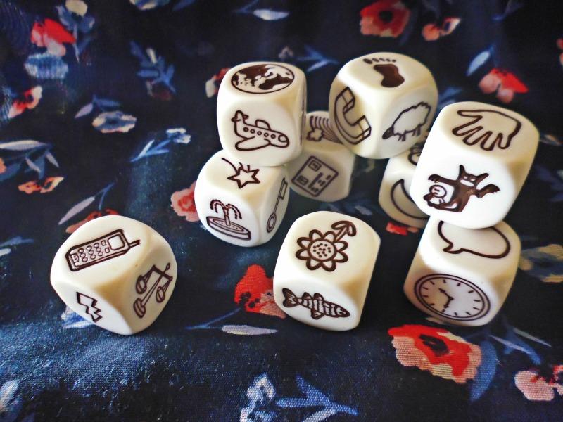 Story Cubes - kostki do gry