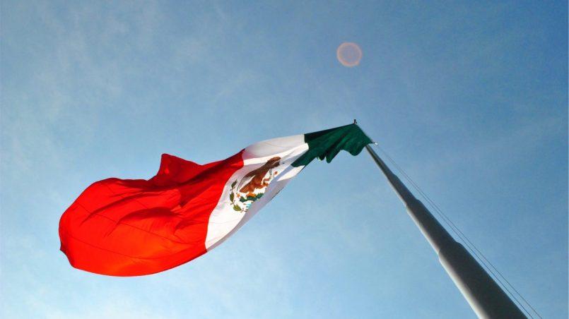 meksykańska flaga - od meksykanów