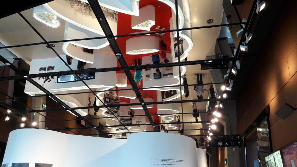 Europejskie Centrum Solidarności - interaktywne muzea na majówkę