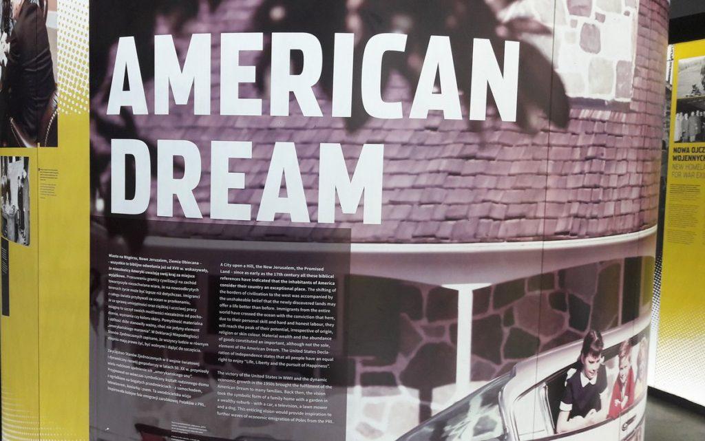 Muzeum Emigracji w Gdynii - interaktywne muzea American dream