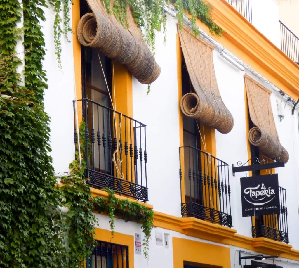 Hiszpania w zdjęciach - uliczka w Kordobie