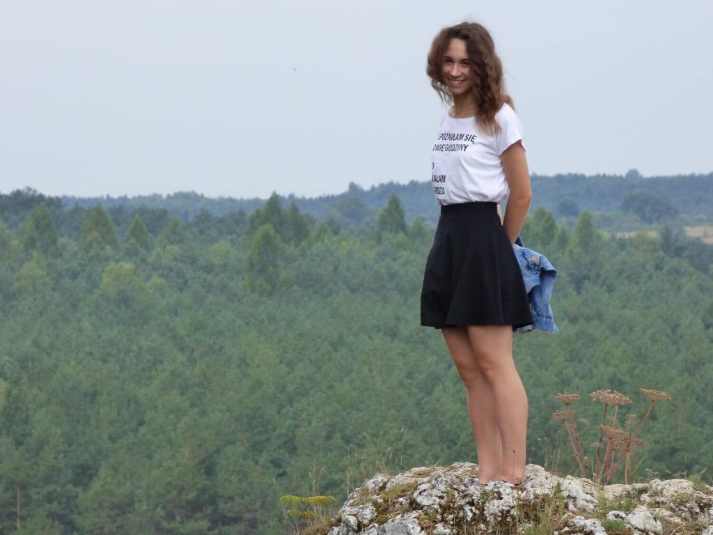 skały w Mirowie i Bobolicach - do posta 6 myśli które ma każdy student podczas pisania pracy licencjackiej