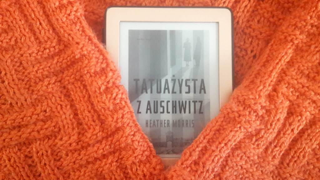 Tatuażysta z Auschwitz -- recenzja - moja opinia