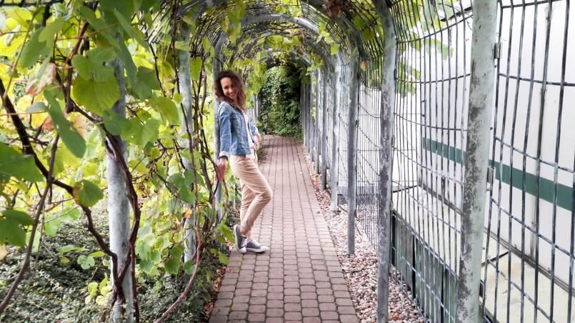 22 fakty o mnie na 22 urodziny - na dachu BUW w Warszawie