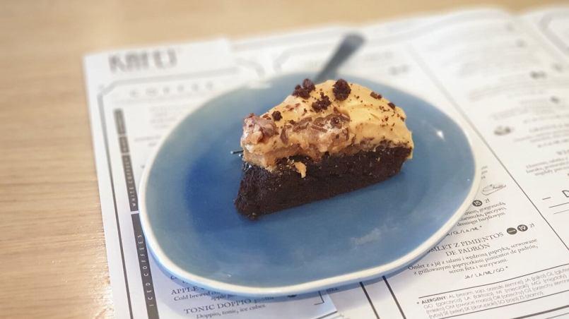 Życie jak z bajki - ciasto z Kafeja w Katowicach