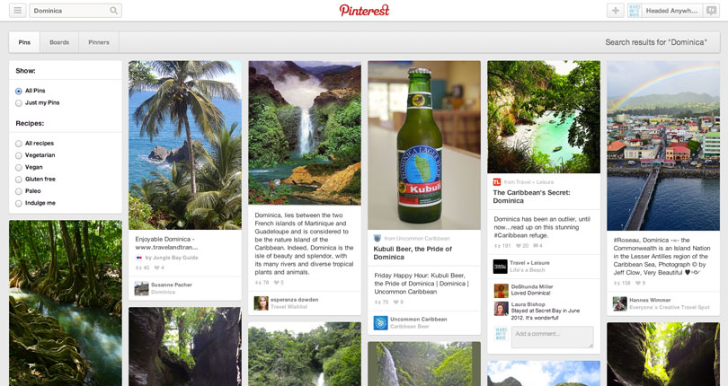 Dominica Pin Search Results on Pinterest