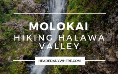 An Authentic Hawaiian Experience: Hiking Halawa Valley on Molokai