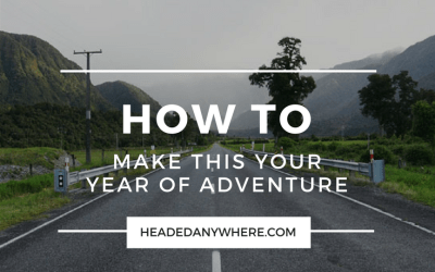 How to Make This Your Year of Adventure