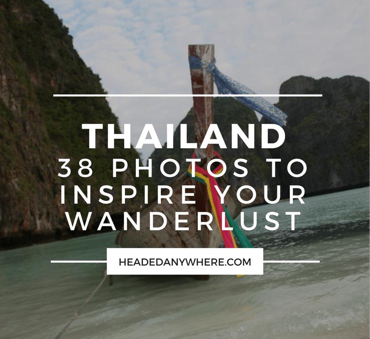 Photo Break – The Beauty of Thailand