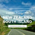 Drive to Franz JosefNew Zealand Pinterest Image