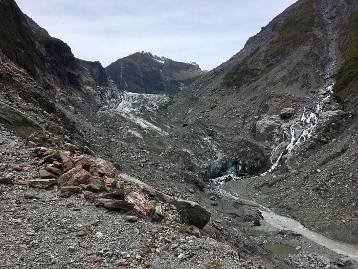 Fox Glacier New Zealand Road Trip