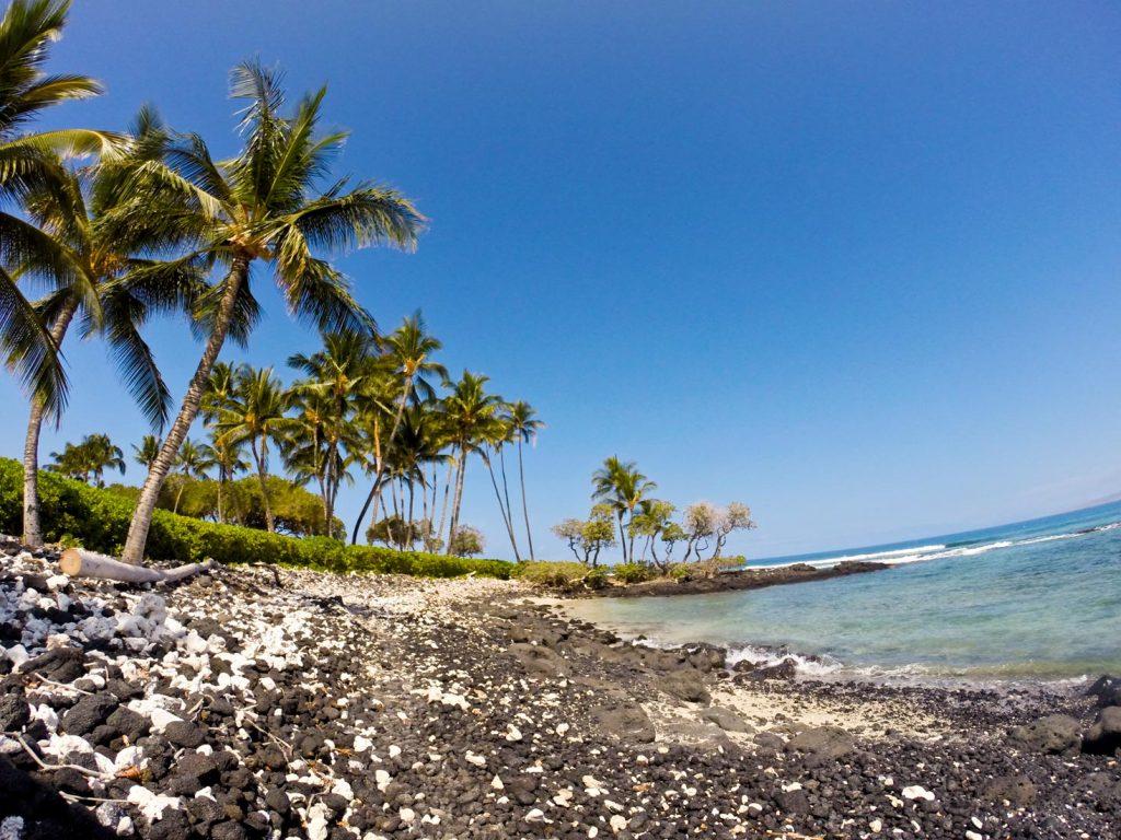 Beach on the Big Island, Which Hawaiian Island? Big Island