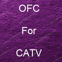 optical fibre cable for cable tv