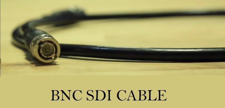 BNC SDI CABLE
