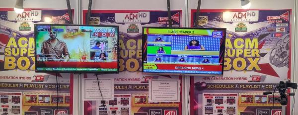 scat exhibition local channels