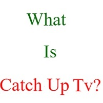 what is tvcatchup