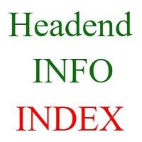 headend info index