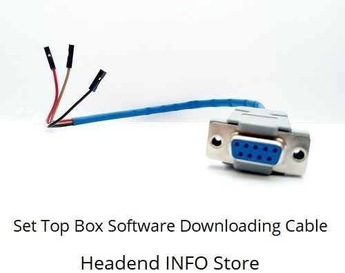 3 free pin to rs232 cable for stb software download