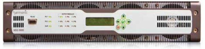 nsg 9000 40g hecto wam front panel