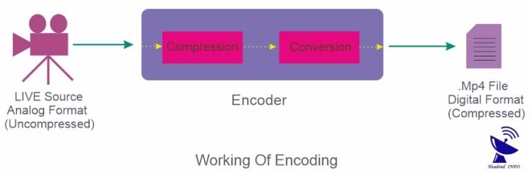 encoding working