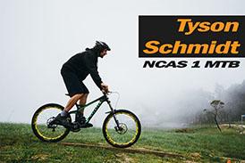 Tyson Schmidt NCAS 1 Mountian Bike Coach