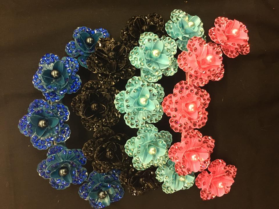 Hairclip_solid_5flower_4colors