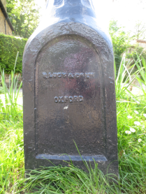 """A rare W. Lucy Base Plate - Monkton Cottage, Normally just """"Lucy"""""""
