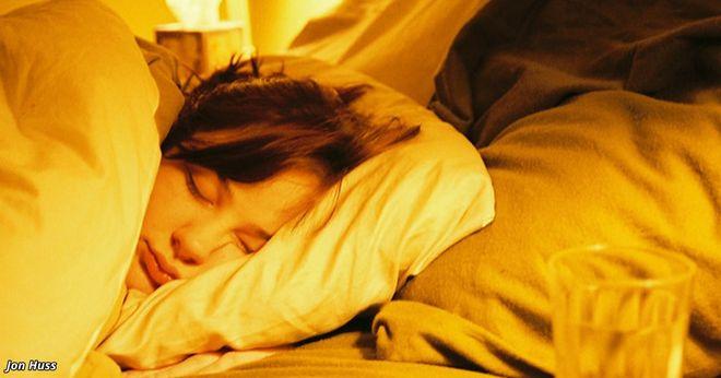 Не игнорируйте пробуждения посреди ночи! Ваш организм дает знак...