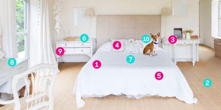 10 жутких вещей о вашей спальне, которых вы не хотели бы знать