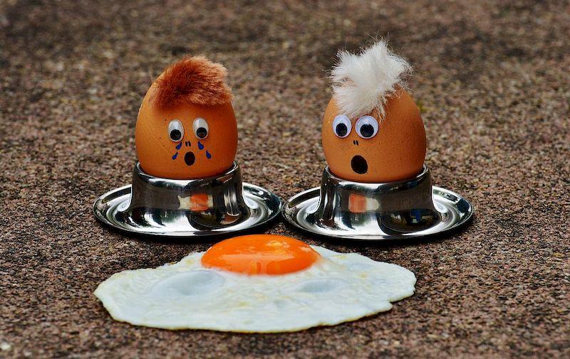 Можно ли жарить яичницу на сливочном масле: советы опытноговрача-гастроэнтеролога