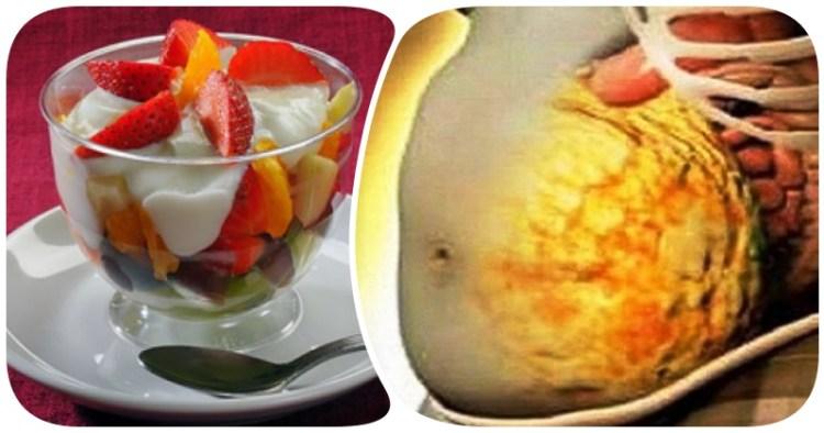 Фрукты с йогуртом не самый лучший выбор для кишечника: 7 нежелательных комбинаций продуктов питания