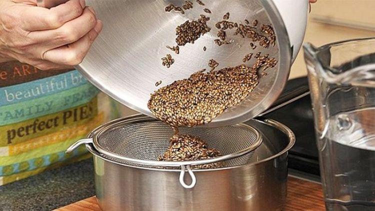 Как семена льна лечат поджелудочную: один простой, но надежный рецепт для вашей поджелудочной железы