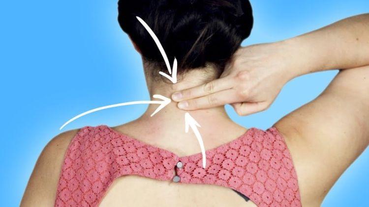Точечный самомассаж при головной боли: 11 важных точек, если под рукой нету необходимых лекарств
