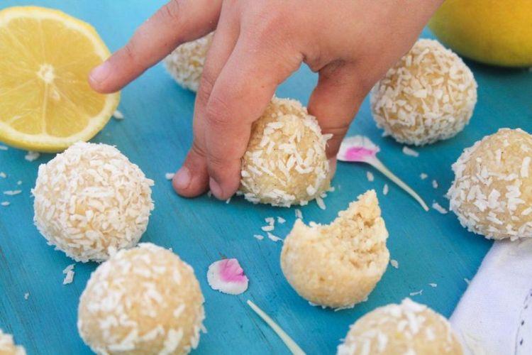 Рафаэлло отдыхает: поразительно вкусные шарики из лимона и кокоса