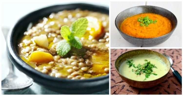 """Как помочь организму очиститься при помощи супа: 3 рецепта целительного """"первого"""""""