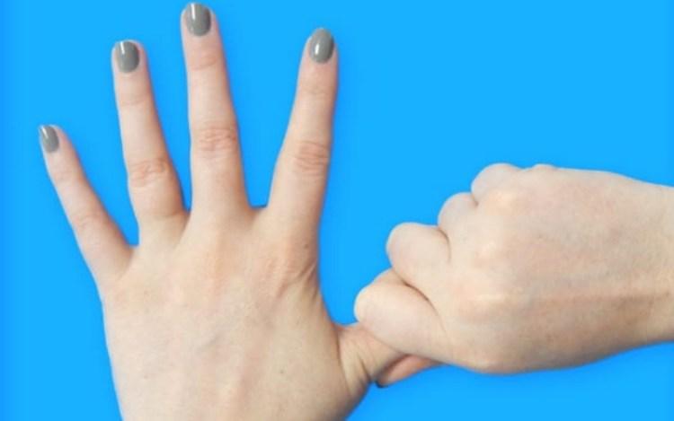 Массаж большого пальца избавит от беспокойства и мигрени: как лечить болезни при помощи своих же рук