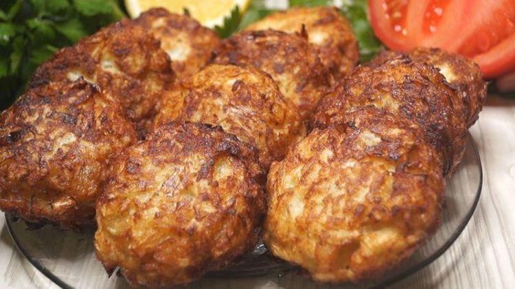Вегетарианские котлеты без мяса: на вкус нежные и сочные, с отличной хрустящей корочкой
