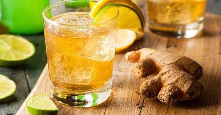 От простуды, воспалений и артрита: вкусный имбирный эль как альтернатива поднадоевшим чаям