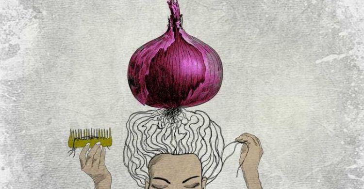 Больше терять любимые волосы не придется: целительная польза лука для роста шевелюры