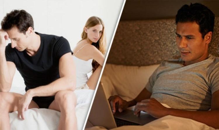 """Ученые доказали связь между просмотром """"клубнички"""" и полным провалом мужчин в постели"""